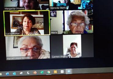 Reunion Pta R.M. con Ptas de Centro R.M.